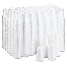 Drink Foam 12 oz Cups in White