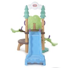 Little Tikes® 1,2,3 Climber, See Saw and Slide