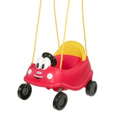 Cozy Coupe First Swing