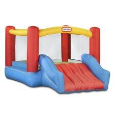 Jr. Jump N Slide Bounce House