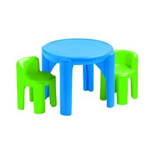Kids' 3 Piece Table & Chair Set