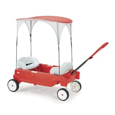 Tote and Go Deluxe Folding Wagon Ride-On