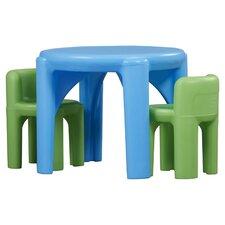 Kids' 3 Piece Table & Chair Set