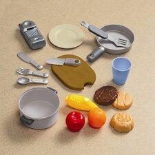 18 Piece Gourmet Prep 'n Serve Kitchen Set