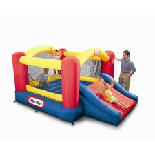 Jump 'n Slide Dry Bounce House