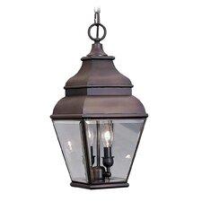 Exeter 2 Light Outdoor Hanging Lantern