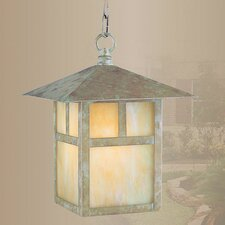 Montclair Mission 1 Light Outdoor Hanging Lantern