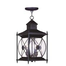 Providence 2 Light Outdoor Hanging Lantern
