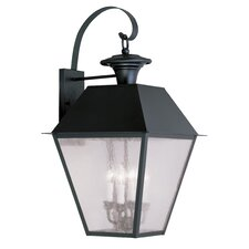 Mansfield 4 Light Wall Lantern