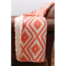 Melina Quilted Throw