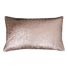Gary Quilted Crackle Throw Pillow