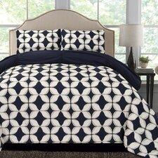 Taylor 3 Piece Reversible Microfiber Comforter Set