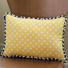 Sam Dot Boudoir Pillow