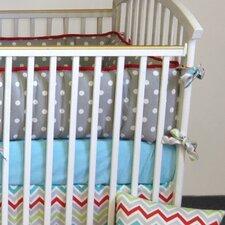 Calypso Flat Crib Sheet