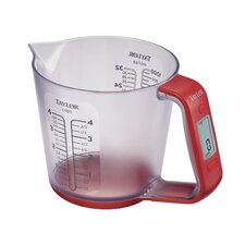 4 Cups Digital Scale with Measuring Cup