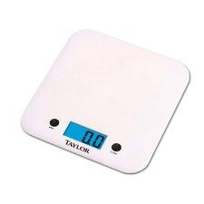 Slim Electronic Kitchen Scale
