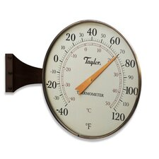 """Heritage 8.5"""" Dial Thermometer"""