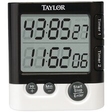 Dual Event Digital Clock/Timer
