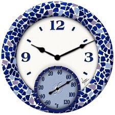 "Springfield Precision Instruments 15.5"" Wall Clock Hygrometer"