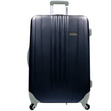 "Toronto 29"" Expandable Hardsided Spinner Suitcase in Black"