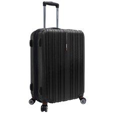 """Tasmania 25"""" Hardshell Expandable Spinner Suitcase"""