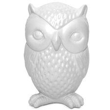 Owl Coin Bank