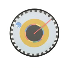 Sprocket Wall Clock