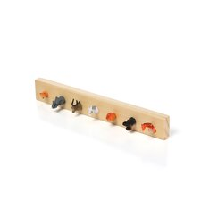 Pack Rack Wall Mounted Jewelry Holder