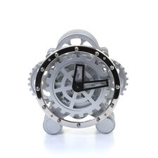 Gear Desk Clock