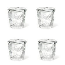 Fish 2 Oz. Shot Glasses (Set of 4)