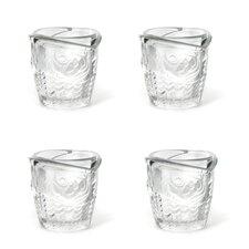 Fish 2 Oz. Shot Glasses (Set of 4)