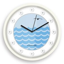"Port Hole 8"" Wall Clock"