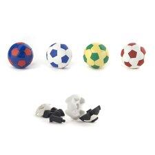 Soccer Erasers (5 Pack)