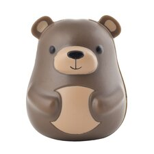 Bear Toothbrush Holder (Set of 4)