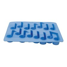 Musical Notes Ice Tray Summer in the City (Set of 2)