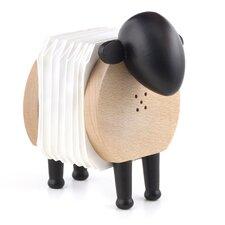 Decorative Ewe Sheep (Set of 6)