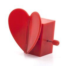 Decorative Wind up Fluttering Heart (Set of 12)