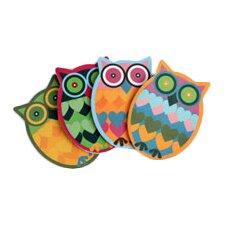 Owl Emery Board (Set of 7)