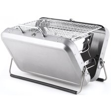 "8.66"" Grill with Portable Briefcase BBQ"