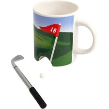 3 Piece 10 Oz. Putter Cup Set
