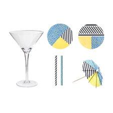 Memphis Martini Set