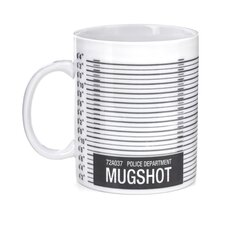Create Your Own Mugshot Mug