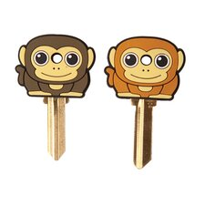 Accessories Keycap Monkey (Set of 8)