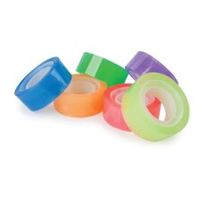 Neon Tape (Set of 18)