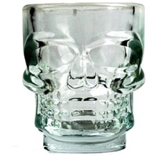 1.5 Oz. Skull Shot Glass (Set of 4)