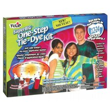 One Step Dyes Super Big Tie Kit