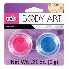 Body Art Body Glitter (Set of 2)