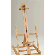 Folding Adjustable Flipchart Easel