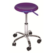 Height  Adjustable Artisan Stool
