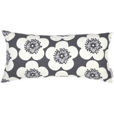 Pop Floral Bolster Pillow